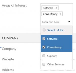 An assessment of the new features of Microsoft Dynamics 365